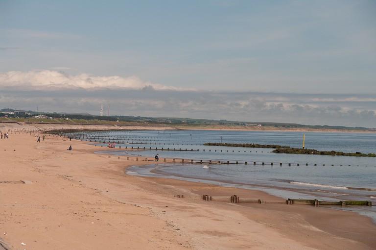 Aberdeen Beach | © Thomas Backa/Flickr