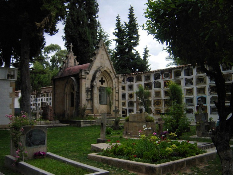 The Cemetery in Sucre | © Robert Cutts/Flickr