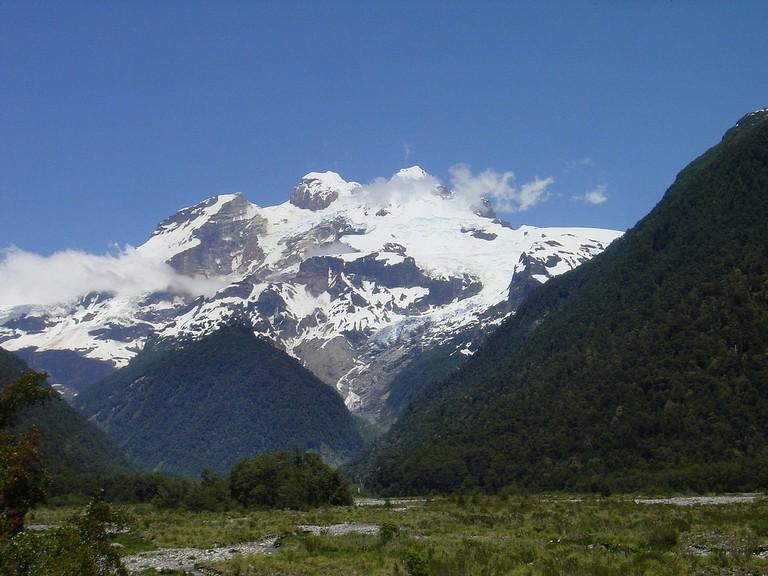Tronador Glacier | © Robert Cutts/Flickr