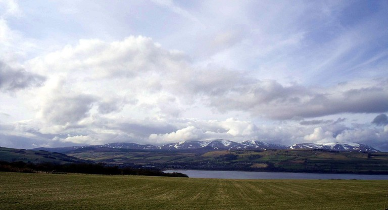 Dingwall and Ben Wyvis | © Dave Conner/Flickr
