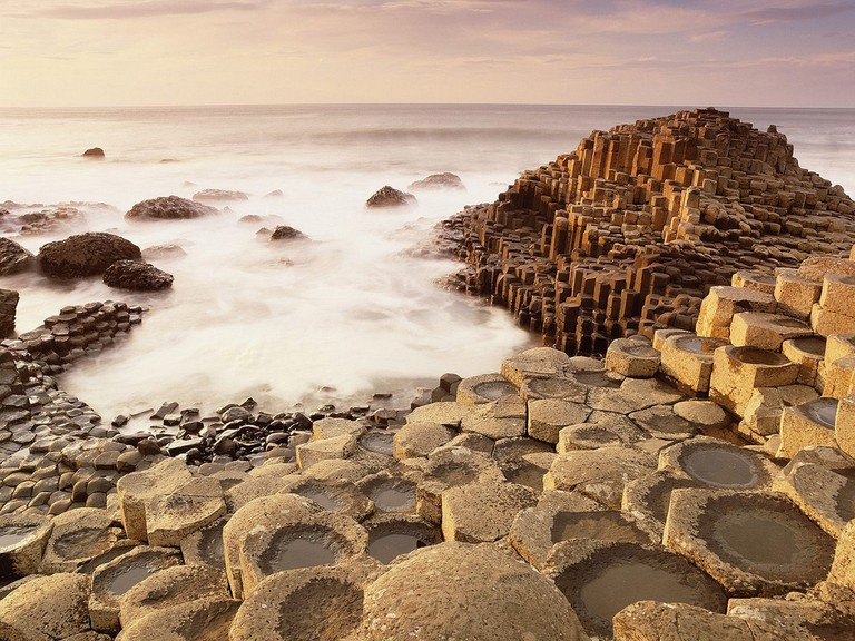 The Causeway Coast and Giant's Causeway | © rosario fiore/ Flickr