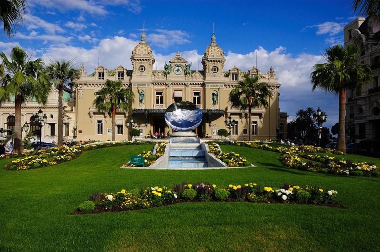 Monte-Carlo Casino | © Ming-yen Hsu / Flickr