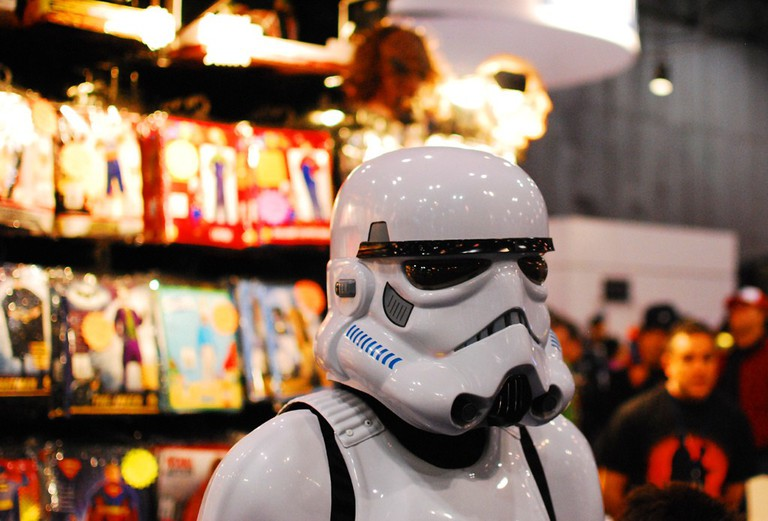 Comic Con | © Jason Persse/Flickr