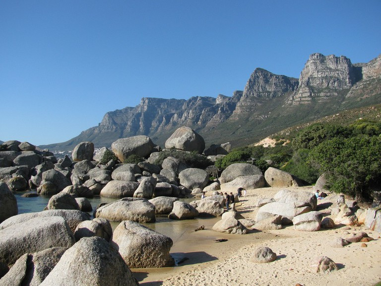 Oudekraal Beach © Cape Town Sojourners 2010/Flickr