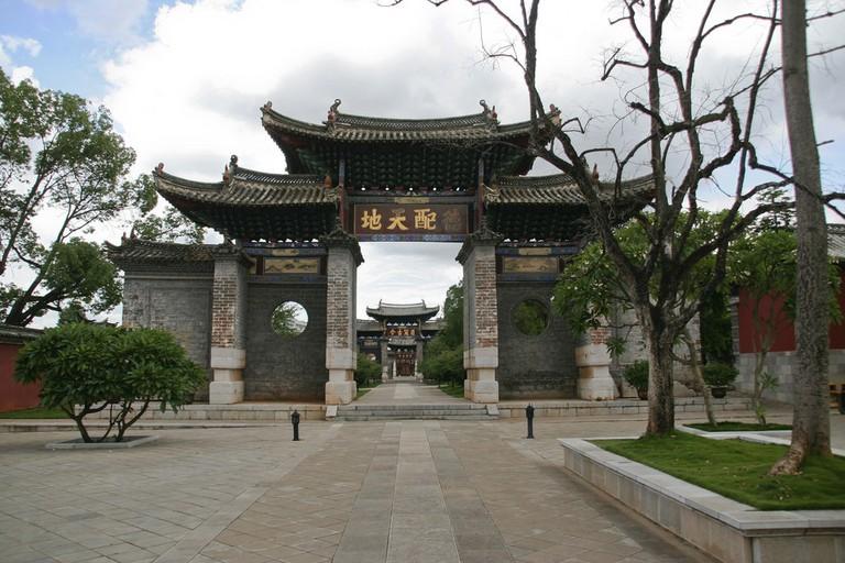China - Jianshui Confucius Temple|©Anja Disseldorp/Flickr