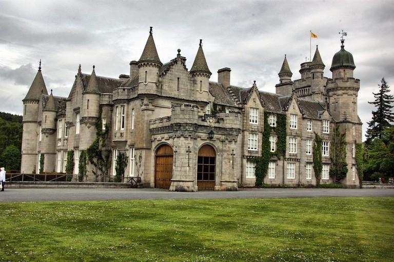 Balmoral Castle | © Iain Middleton-Duff/Flickr