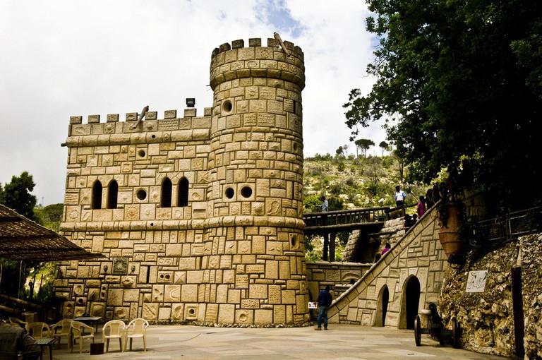 Moussa Castle, Beiteddine| © Khalid Albaih / Flickr