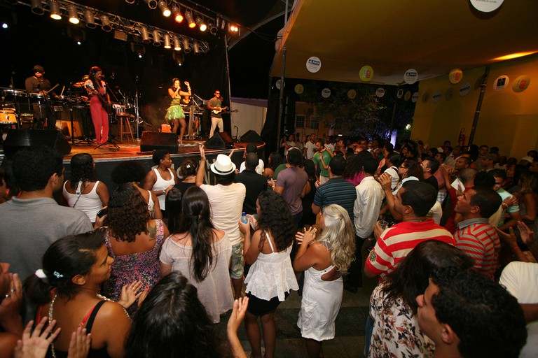 Atrações Culturais no Pelourinho-Verão 2012 | © Fotos GOVBA / Flickr