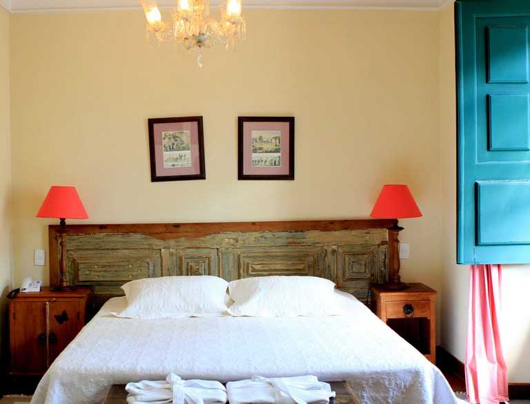 Villa Bahia is located in the UNESCO historic district of Salvador, making it easy to explore the city