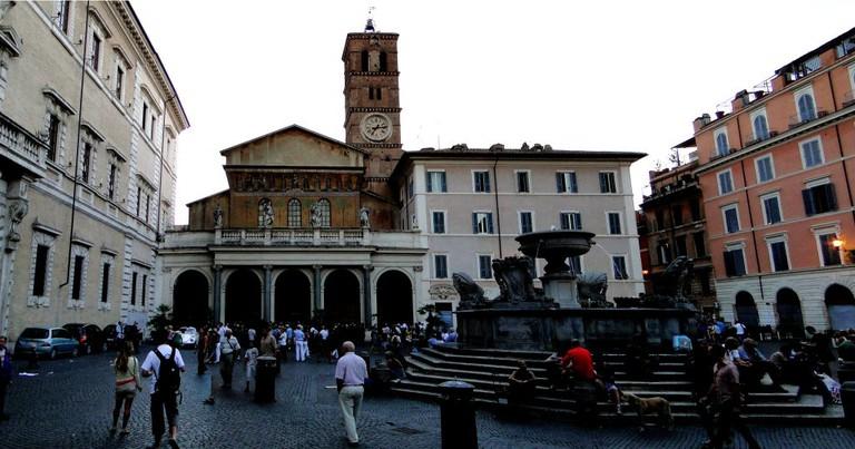 Piazza di Santa Maria | © Rodrigo Soldon/Flickr