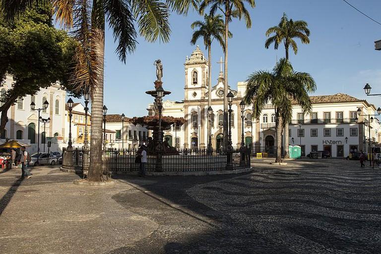 Terreiro de Jesus / © Portal da Copa / Wikimedia Commons