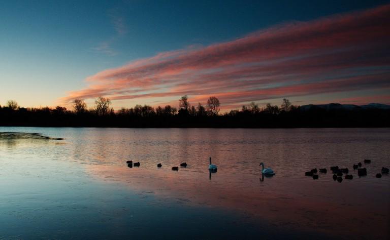 Duddingston Loch | © Magnus Hagdorn/Flickr