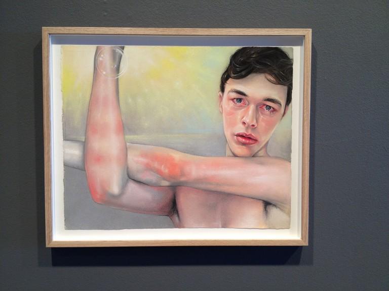 Barnaby Whitfield at Gallery Poulsen   © Martin von Haller Groenbaek / Flickr