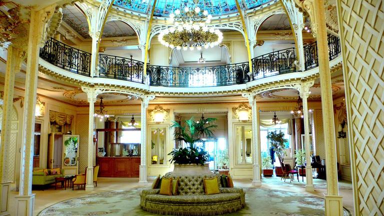 Hôtel Hermitage Monte-Carlo | © Herry Lawford / Flickr