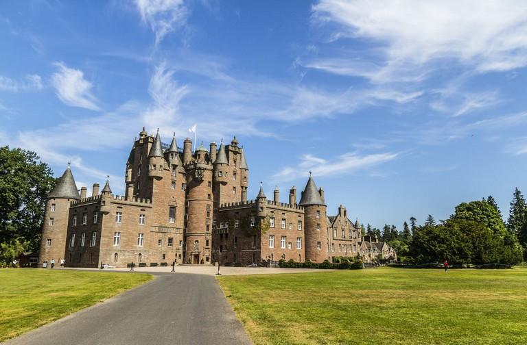 Glamis Castle | © Shemsu.hor/Flickr