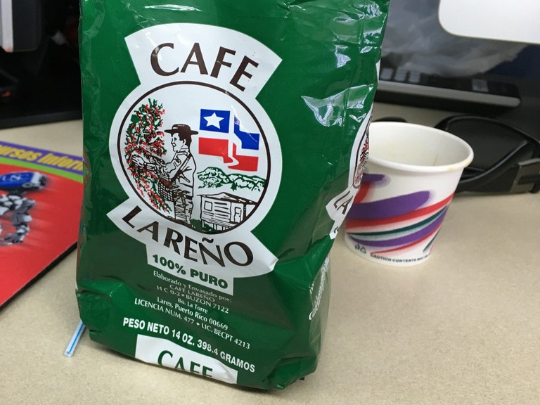 A Puerto Rican coffee brand | © Alan Levine/ Flickr