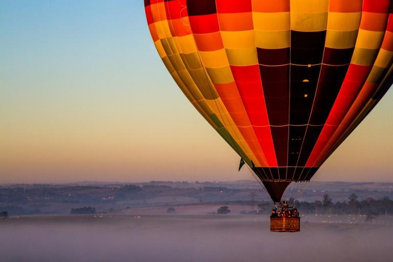 Baloon ride in Boituva SP©Denis Fidalgo/Flickr