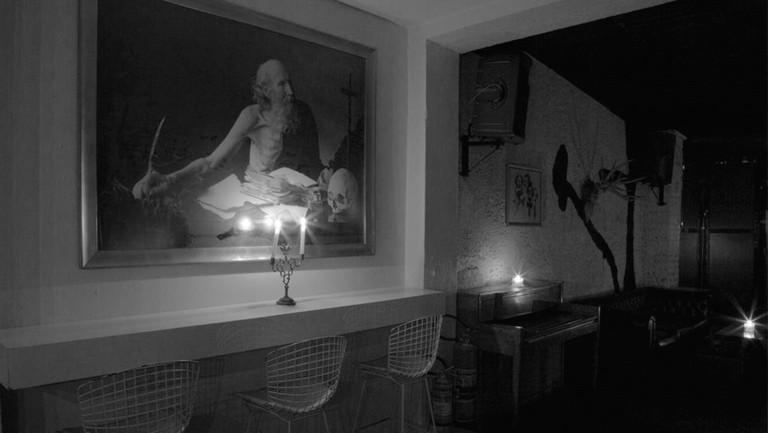 One of the more popular pictures at Bar Secreto © Bar Secreto