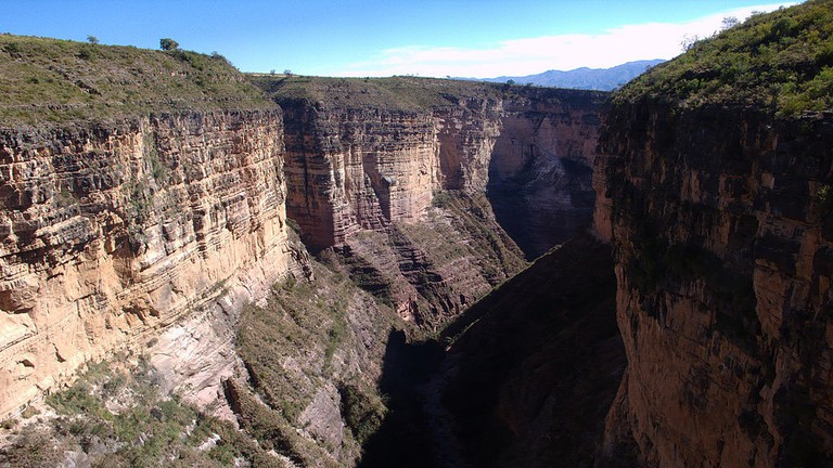 View from the lookout of the canyon | © Gaumut/wikicommons