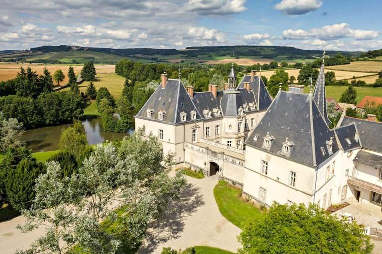 ©Château Sainte Sabine, Burgundy