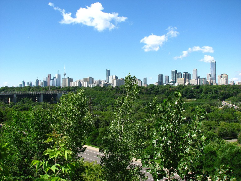 View from Chester Hill| © Meri Tosh/ Flickr