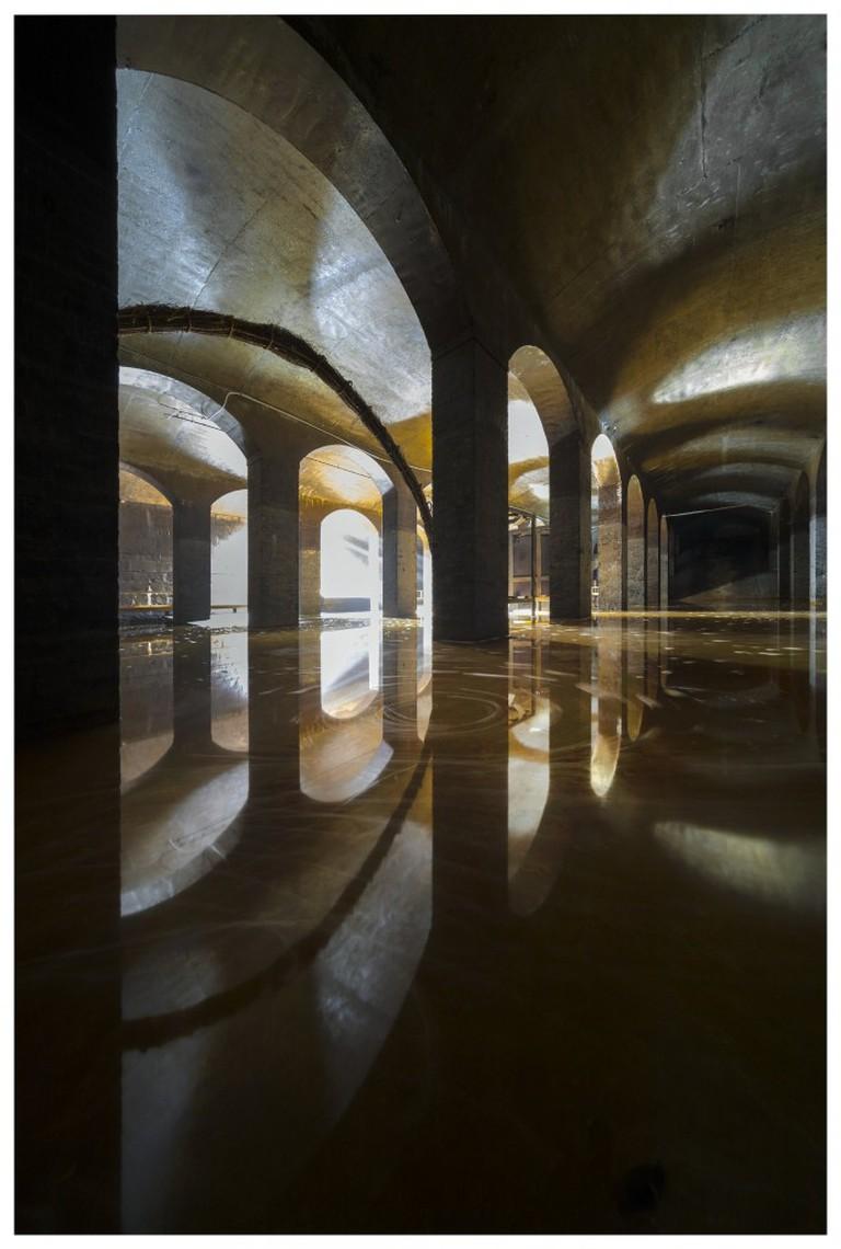 The Cisterns   © Jens Markus Lindhe