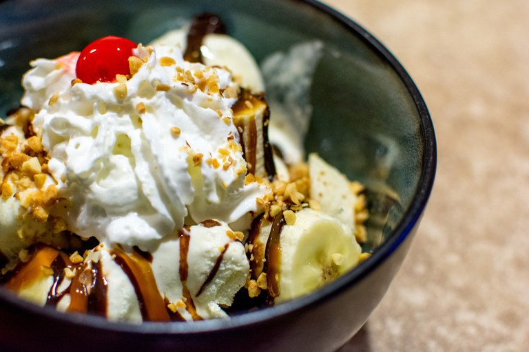 Ice Cream Sundae / (c) UnknownNet Photography / Flickr