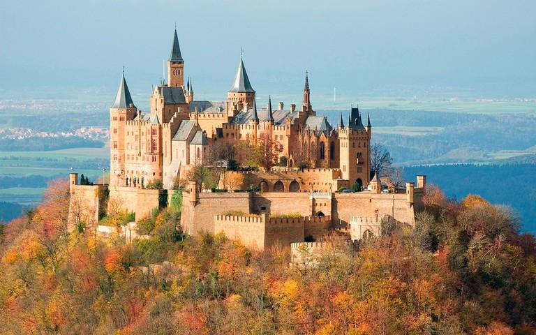 Hohenzollern Castle | © Jim Trodel / Flickr