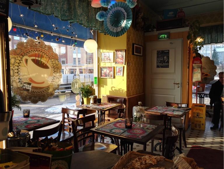 Bear Park Café, Helsinki