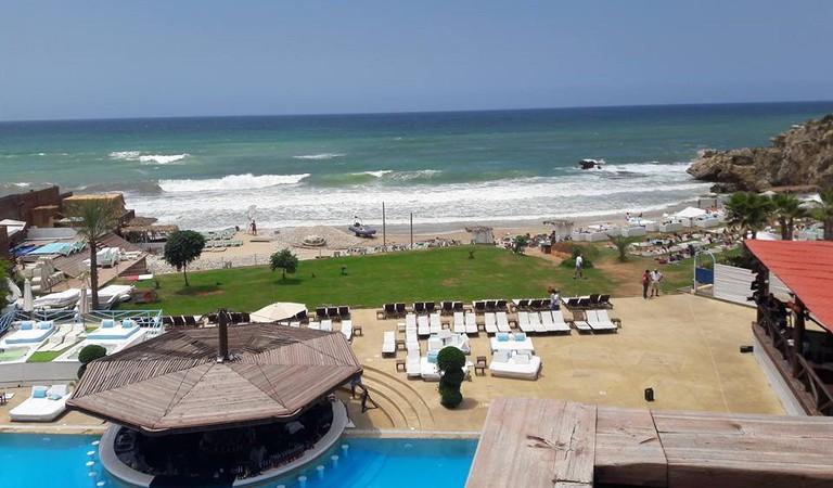 C Flow Beach Resort