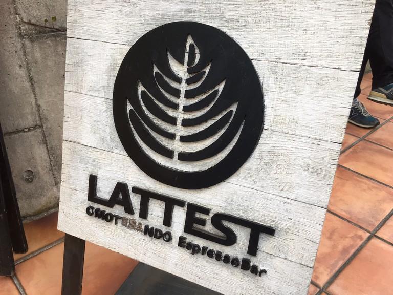 Lattest signboard