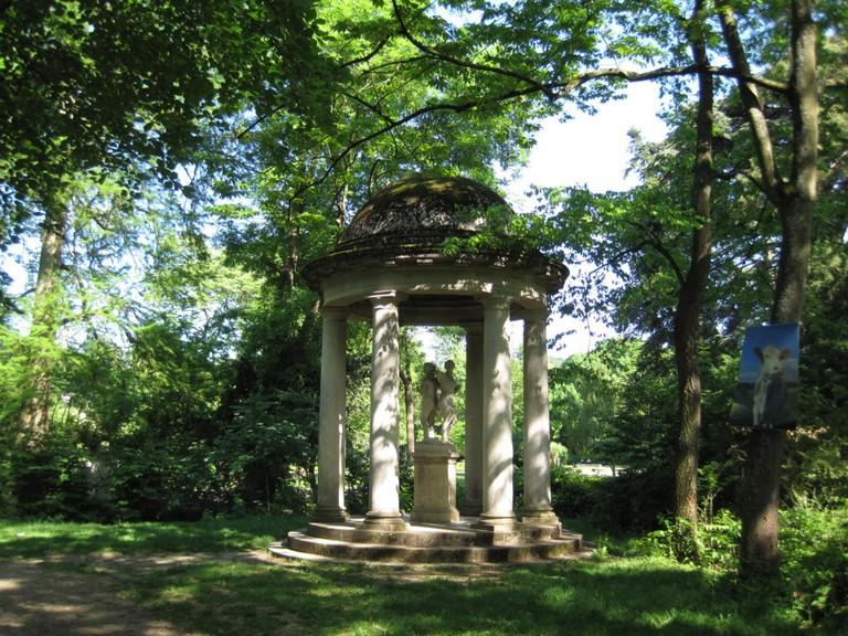 Dijon Botanical Garden ©Arnaud25/WikiCommons