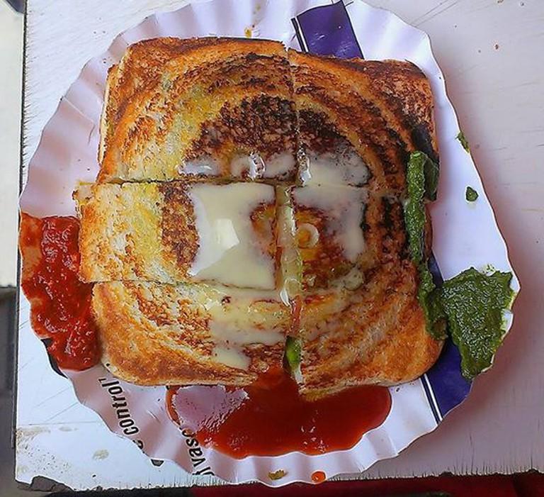 Mumbai Masala Toast Sandwich   © NishantAChavan / Wikimedia Commons