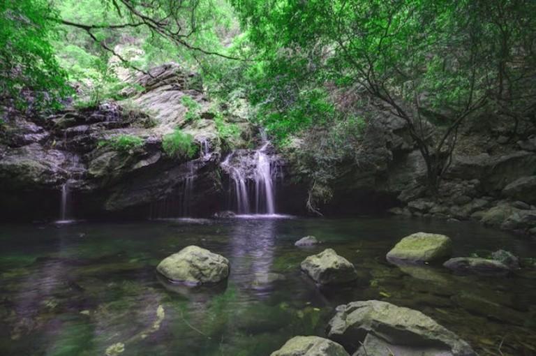 Nagalapuram falls | © Shmilyshy / Wikimedia Commons
