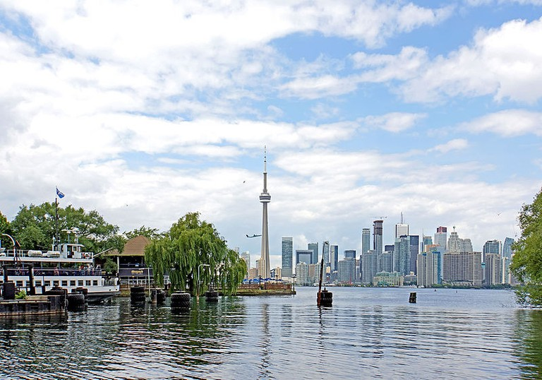 View of Toronto from the Islands | © Dennis Jarvis / WikiCommons