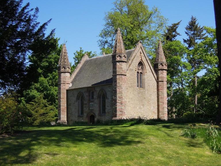 Moot Hill Chapel, Scone | © Aaron Bradley/Flickr