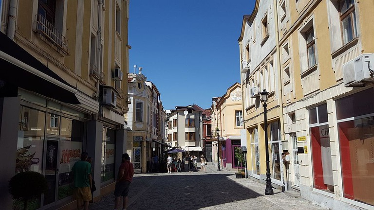Kapana District in Plovdiv   © RealSteel007/WikiCommons