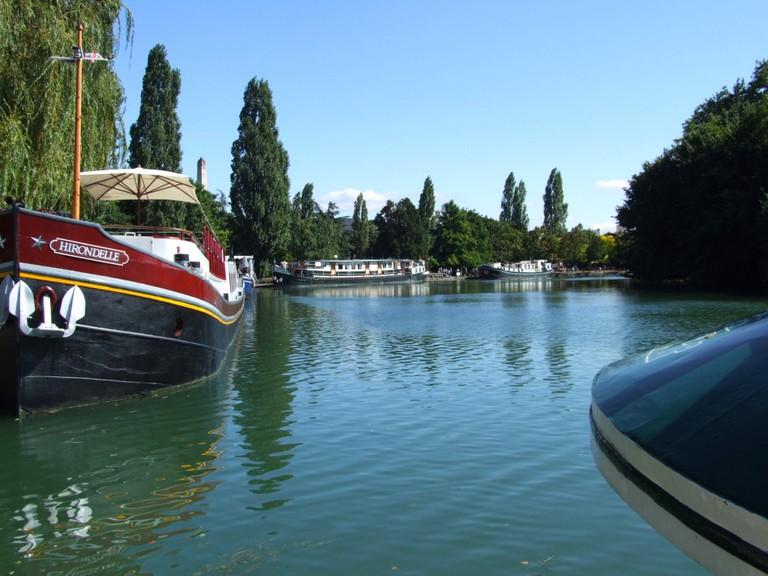 Port du Canal, Dijon ©Christophe Finot/WikiCommons