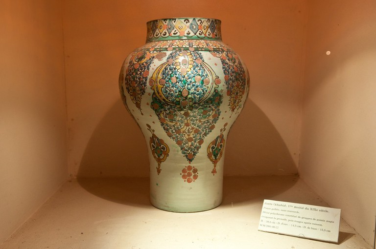 Pottery in the Museum of Marrakech | © Anna & Michal / Flickr