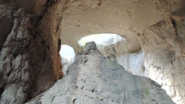 Prohodna Cave | © Izvora/WikiCommons