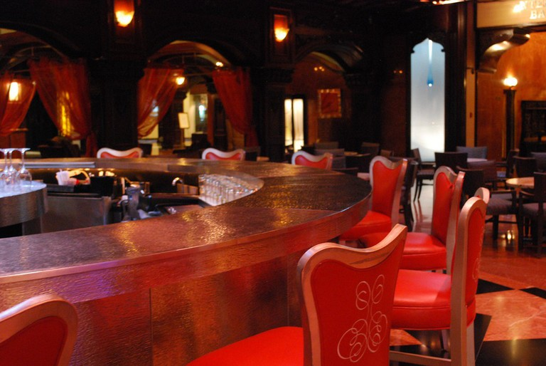 El San Juan hotel bar | © Josh Friedman/ Flickr