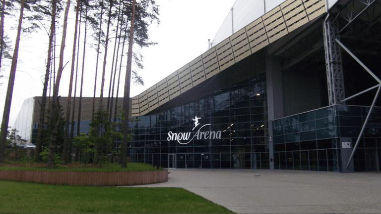 Snow Arena| © Italas/Wikimedia Commons