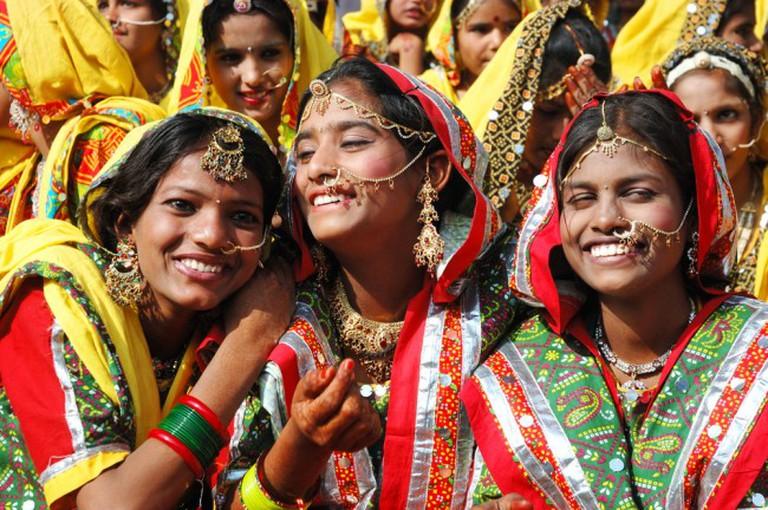 Indian women| © kaetana/Shutterstock