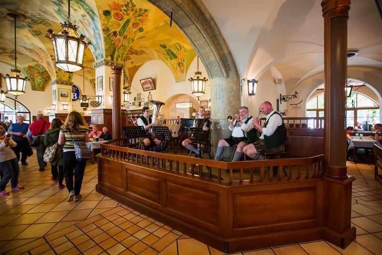Hofbraeuhaus beer house | © muratart/Shutterstock