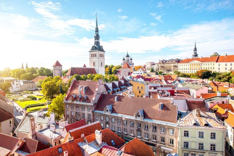 View of Tallinn |©RossHelen/Shutterstock
