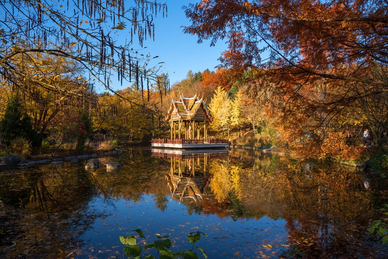 Sala Thai in Westpark, Munich | © anahtiris/Shutterstock