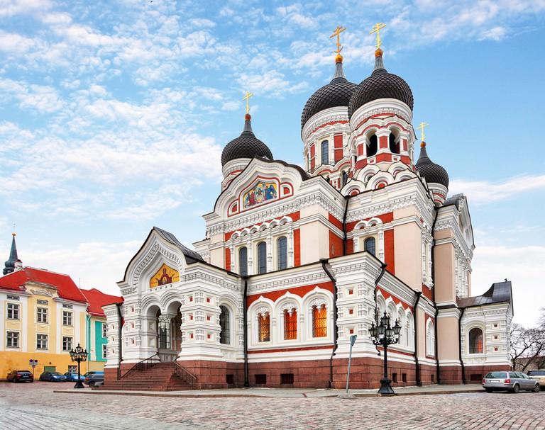 Alexander Nevsky Cathedral ©| TTstudio/Shutterstock