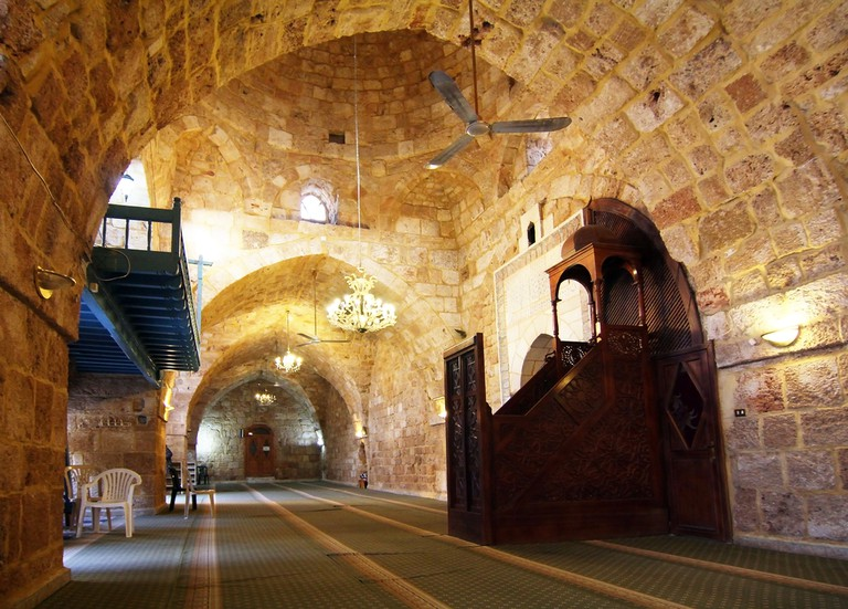 Historical Mosque in Tripoli | © Shutterstock