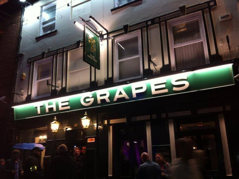 The Grapes, Mathew Street