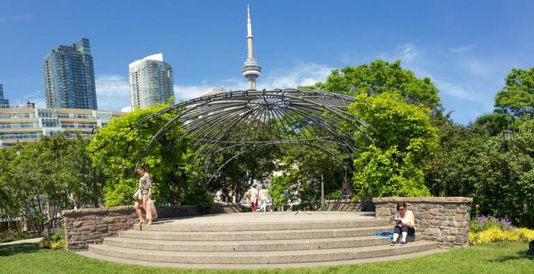 Toronto Music Garden | © Tibor Kovacs/Flickr